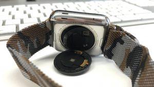Apple Watchが壊れました→すぐに返品交換できました。